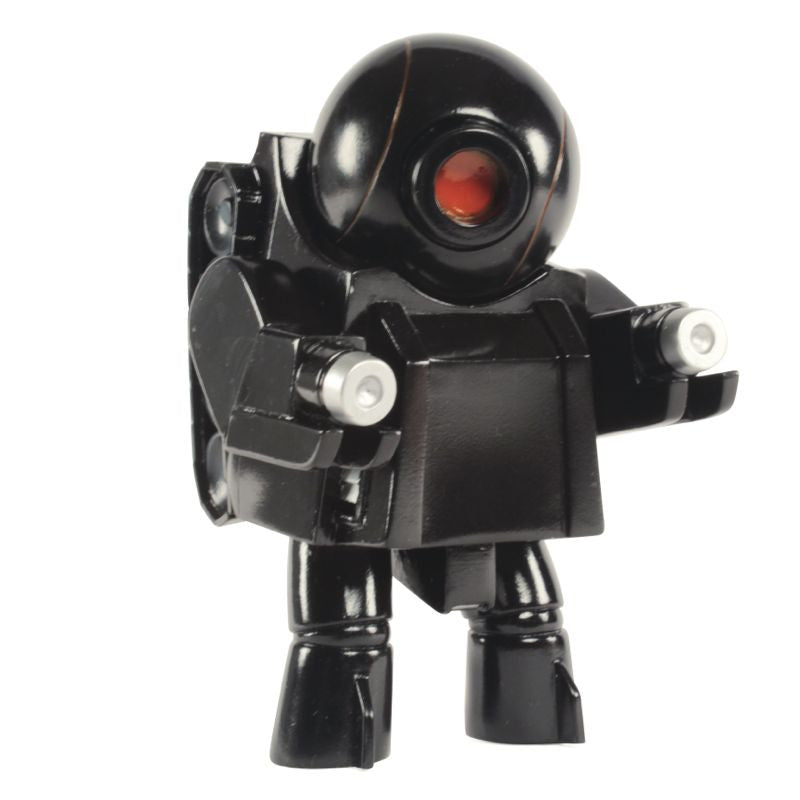 Rumble Monsters Robot Seven w/ Missile Cannon - Black