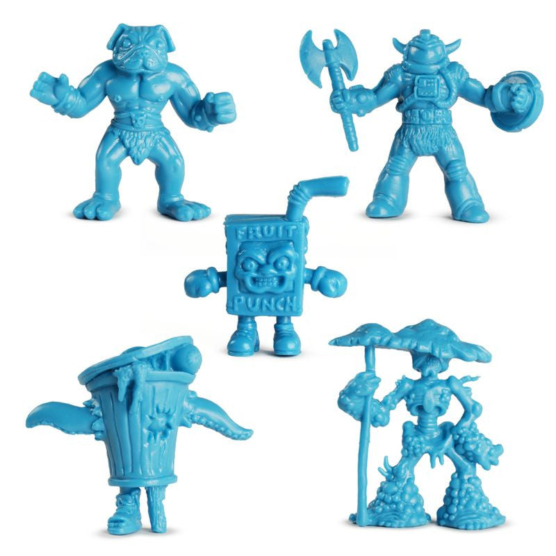 OMFG! Series 3 Rotofugi Exclusive Color - Set of 5 Mini Figures