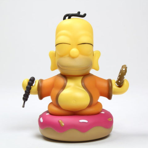 Simpsons Mini Homer Buddha 3 inch Figure