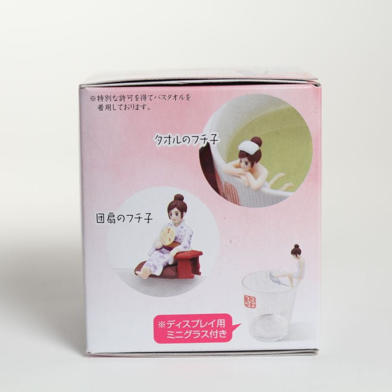 Fuchi-Ko Hot Spring - Single Blind Box