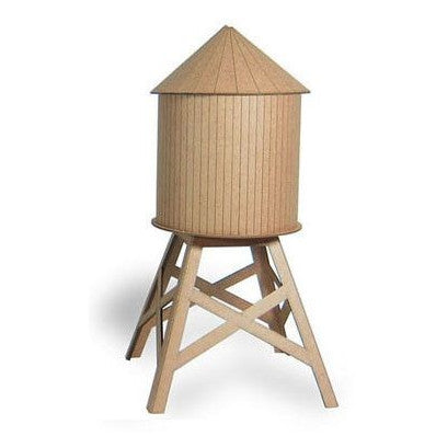 Micro Water Tower Model Kit