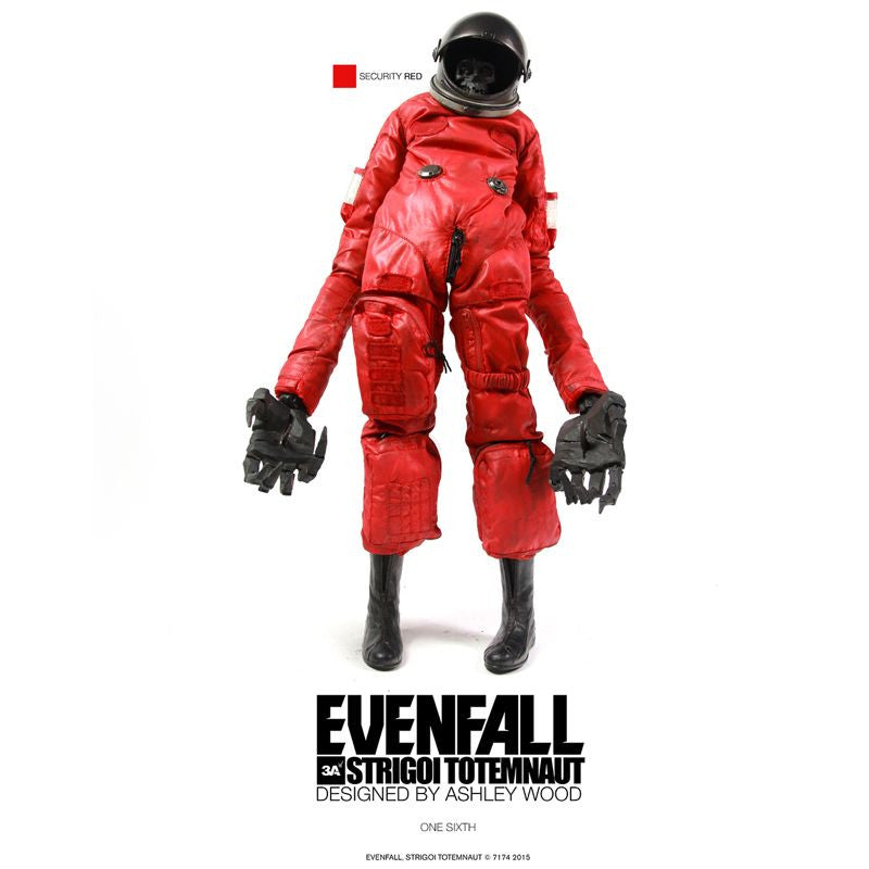 3A Evenfall Strigoi Totemnaut - Security Red