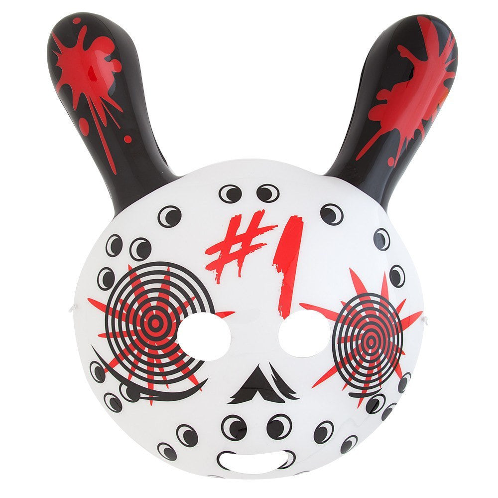 No. 1 The Mad Butcher Dunny Mask by Brandt Peters