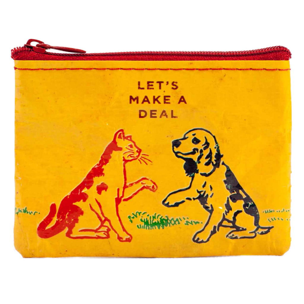 Let's Make a Deal Coin Purse