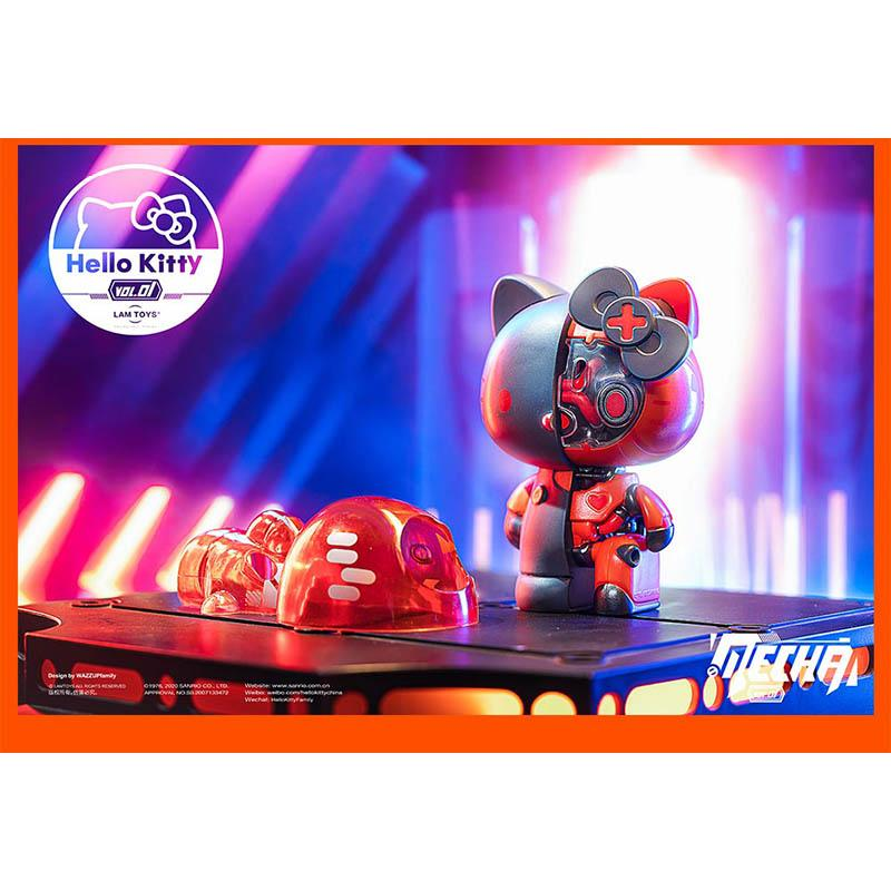 Mecha Hello Kitty Volume 1 Blind Box