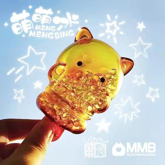 Meng Meng Bing — Dog Popsicle Mini-Figure