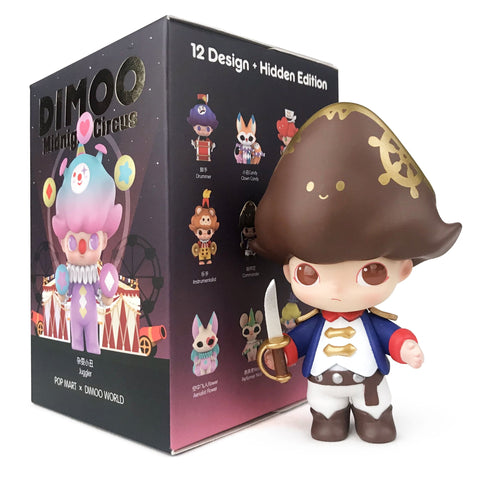 Dimoo Midnight Circus Blind Box Series