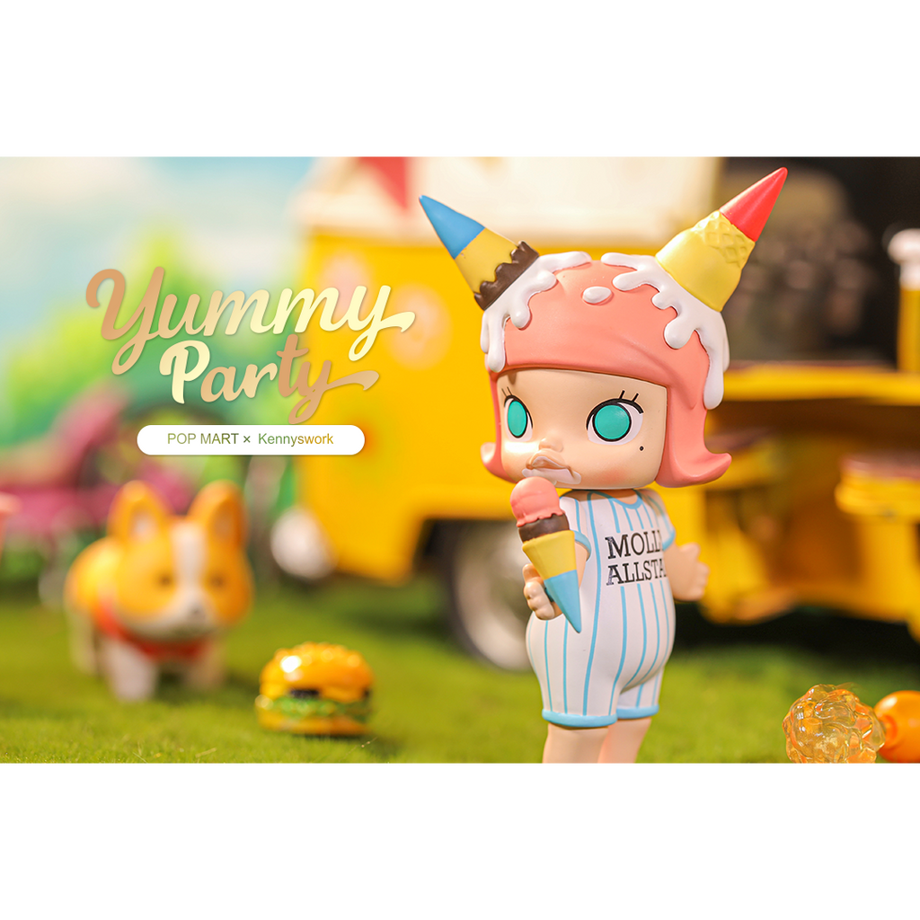 Molly — Yummy Party Blind Box
