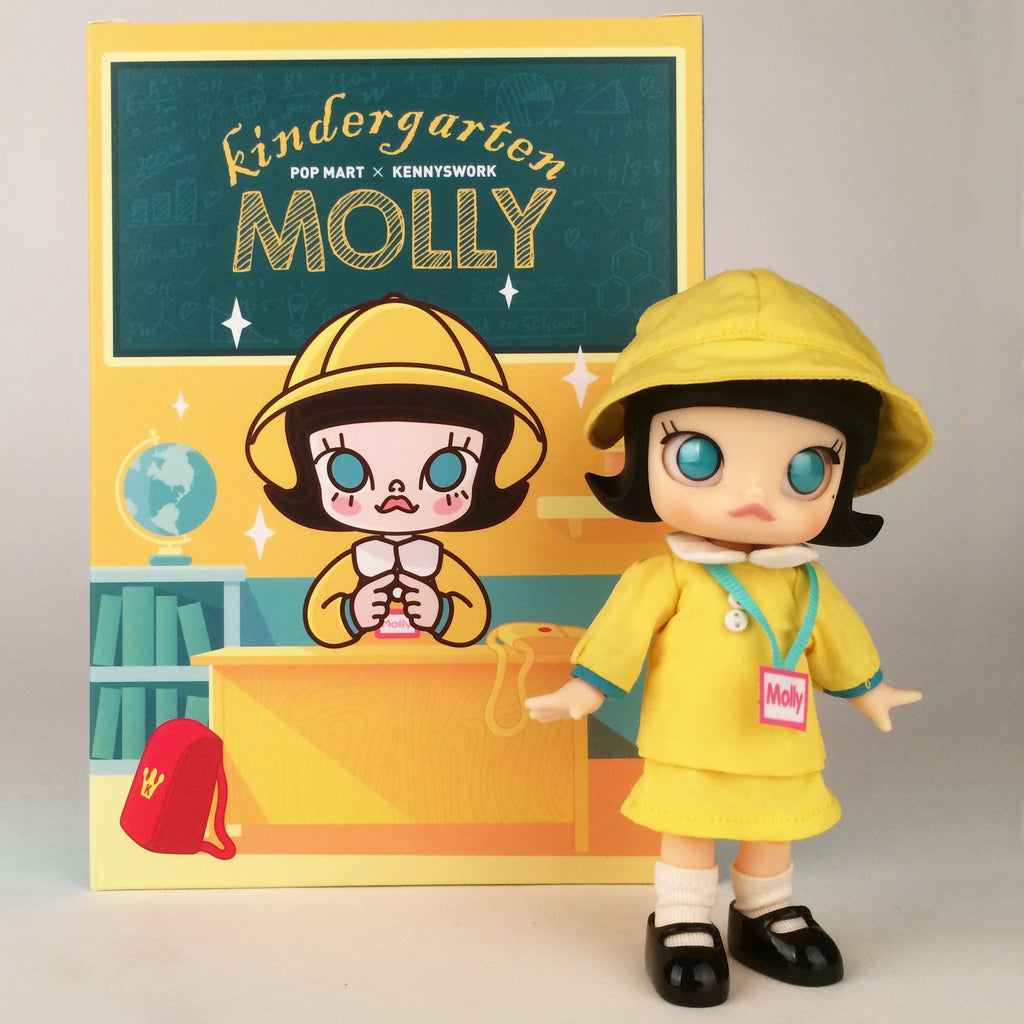 Deluxe Molly BJD Kindergarten Figure by Kenny Wong
