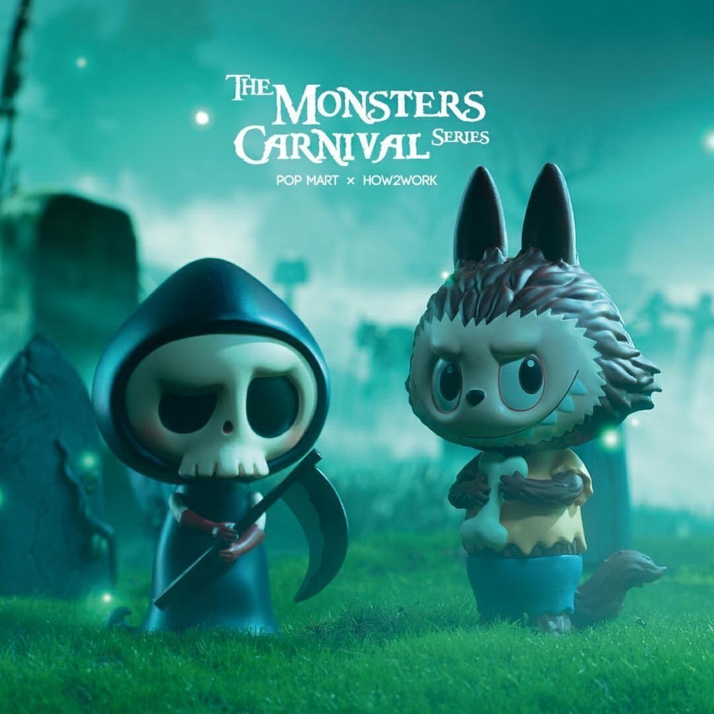 The Monsters Carnival Blind Box Series