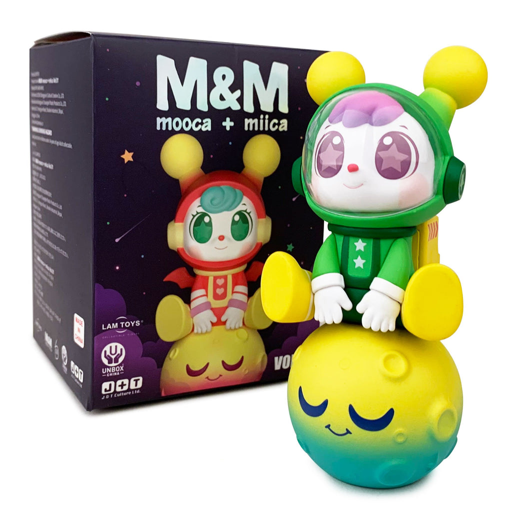 M&M Mooca + Miica Blind Box