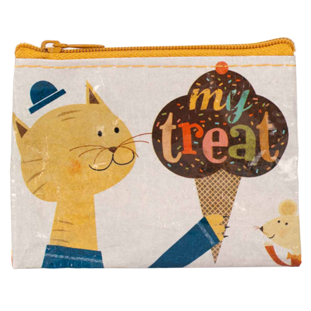 My Treat Coin Purse