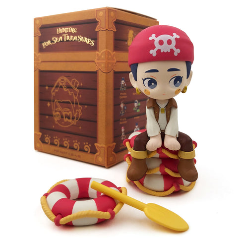 Nezha's Hunting for Sea Treasure Blind Box