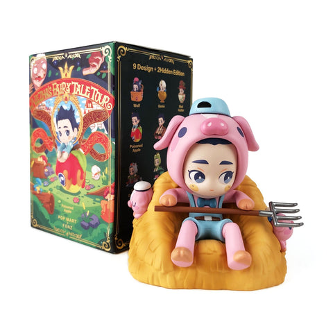 Nezha's Fairy Tale Tour Blind Box Series