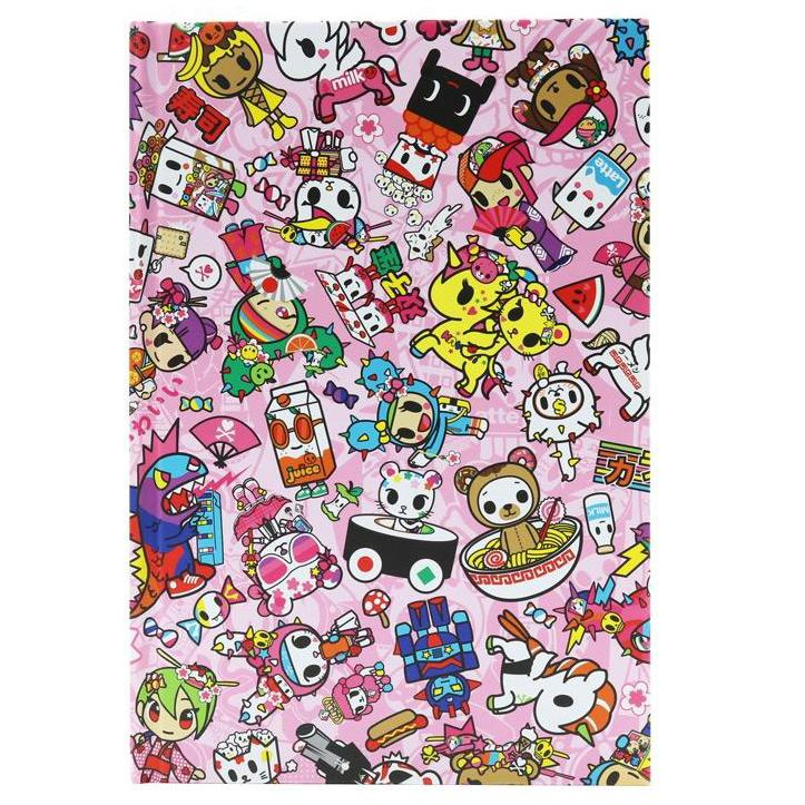 Toki Kawaii Hard Cover Notebook from Tokidoki