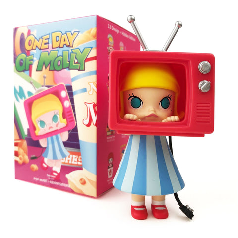 One Day of Molly Blind Box Series by Kennyswork