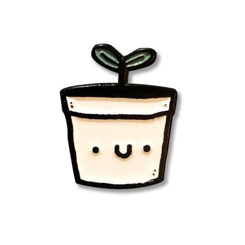 Plant Friend Pin