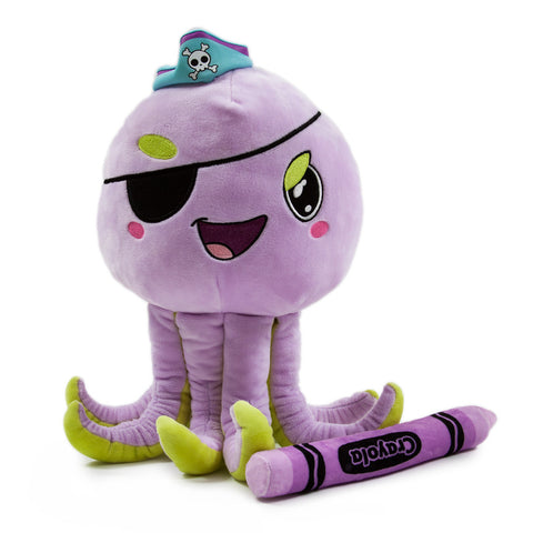 Purple Mountains' Majesty Octopus - Medium Crayola x Kidrobot Plush