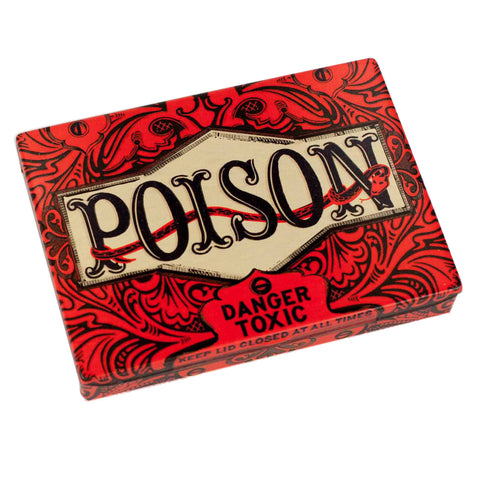 Poison - Tin Pocket Box