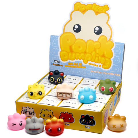 Shawnimals Pocket Pork Dumpling Series 2 - Blind Box