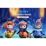 Pucky Monster Babies Blind Box Series