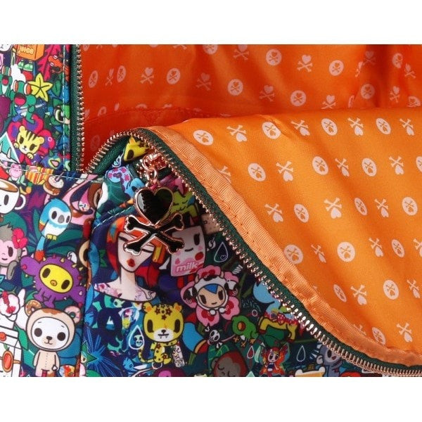 Tokidoki Rainforest Small Crossbody