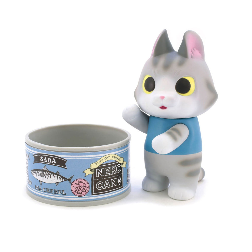 Can Cat Friend by Konatsu — SABA Pre-Order