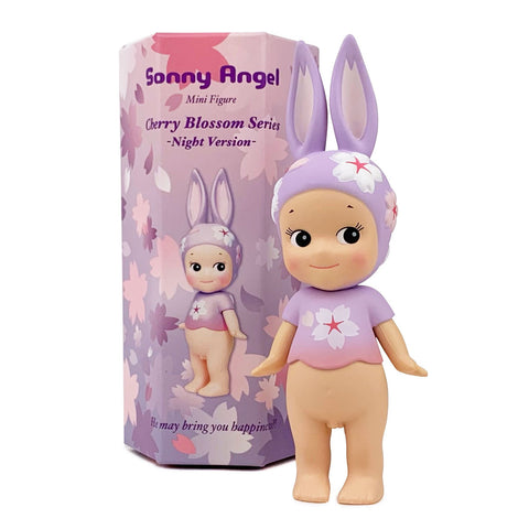 Sonny Angel — Cherry Blossom Night Version Blind Box