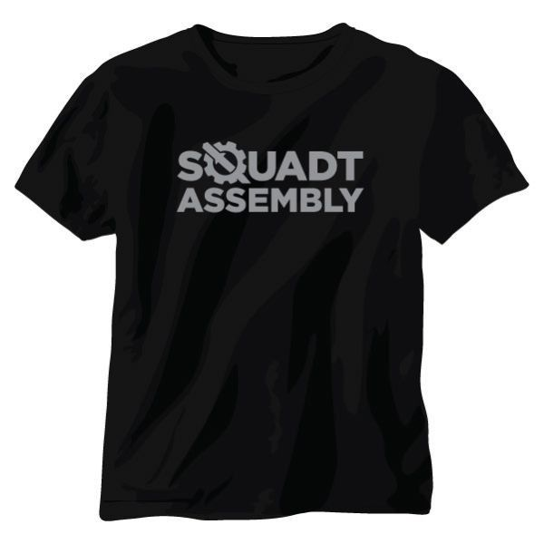 Squadt Assembly Tee