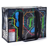 Subway - Shoulder Tote