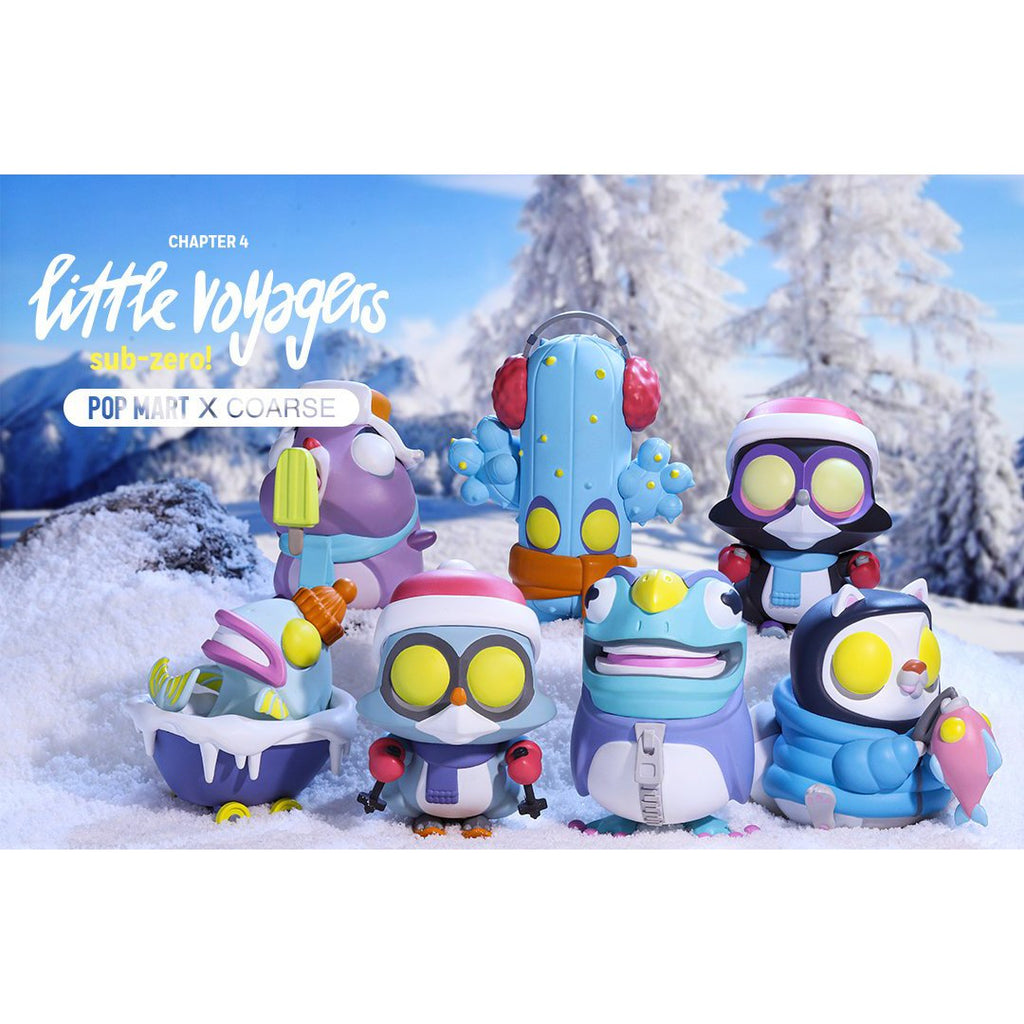 Little Voyagers — Sub-Zero! Series by coarse