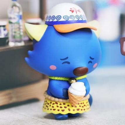 Goobi the Kid Fox - Lil' Foxes' Summer Blind Box Series