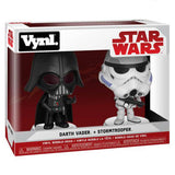 Funko VYNL Darth Vader and Stormtrooper  Star Wars 2-Pack
