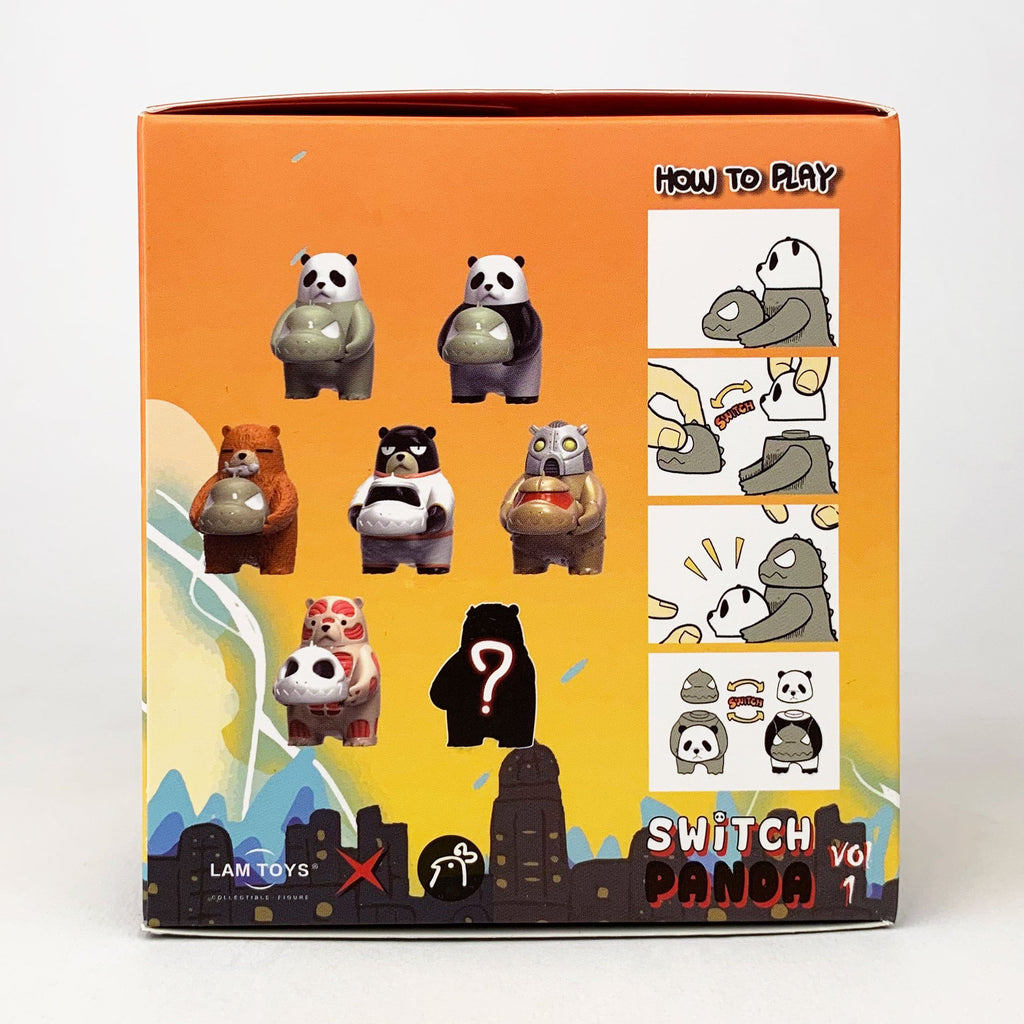 Switch Panda Blind Box