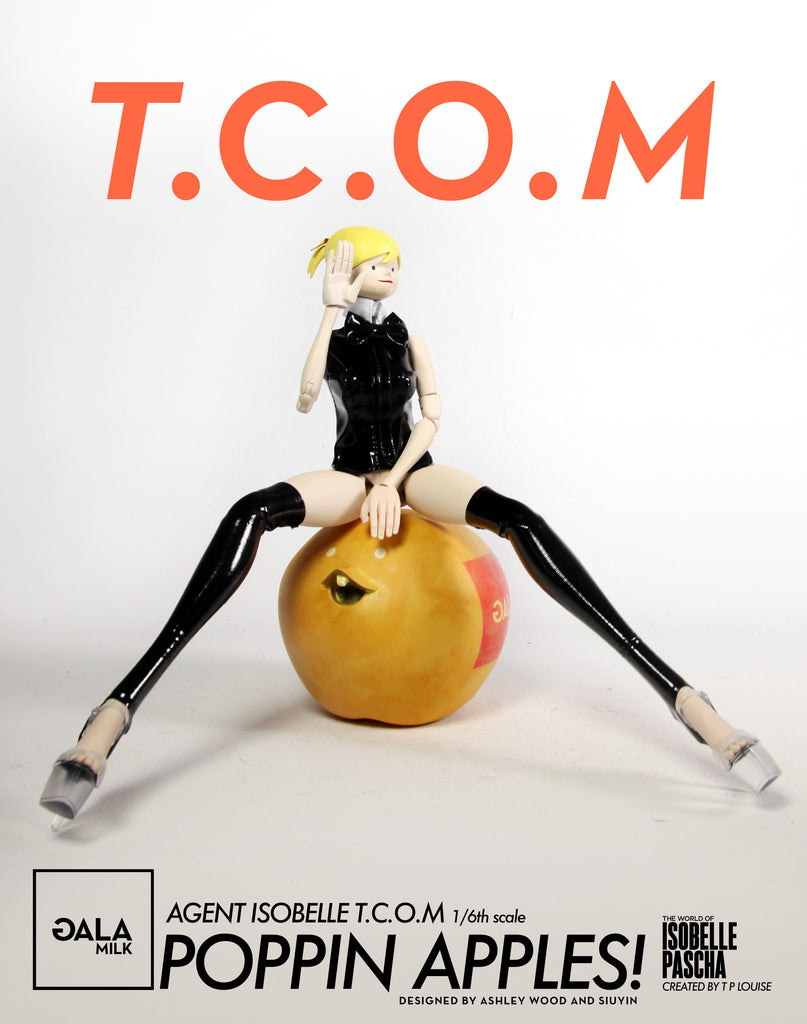 3A The World of Isobelle Pascha - Agent Isobelle T.C.O.M.