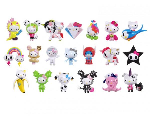 tokidoki x Hello Kitty Frenzies