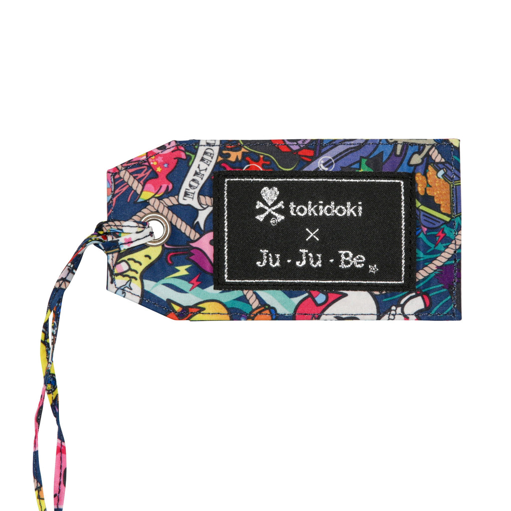 Be Tagged - Sea Punk - tokidoki x Ju-Ju-Be