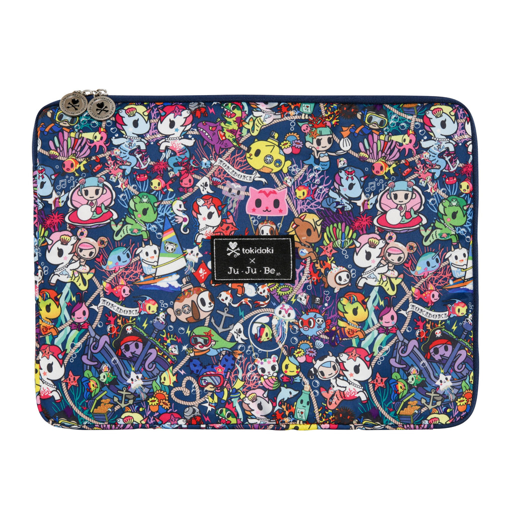 Be Techy Mega Tech - Sea Punk - tokidoki x Ju-Ju-Be