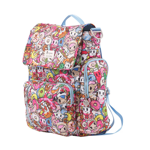 Be Sporty - Tokipops - tokidoki x Ju-Ju-Be