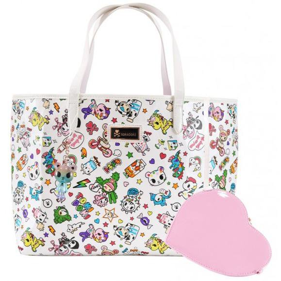 Denim Daze Tote by Tokidoki