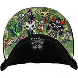 Tokidoki Tough Girl Snapback
