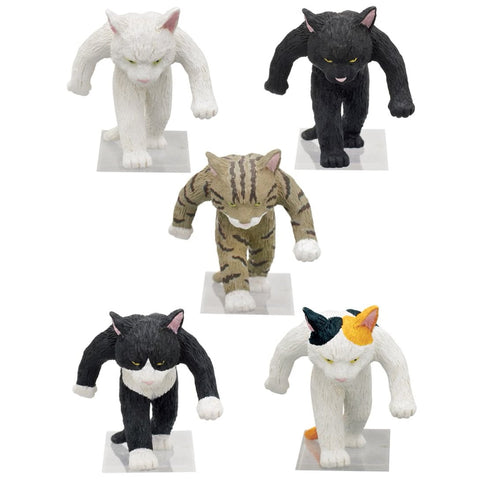 Kitan Club Tough Cat Blind Box