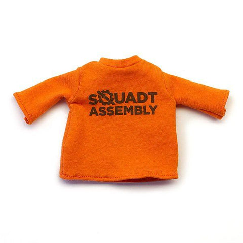 Squadt SA Logo Orange Tee