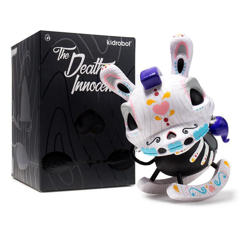 "The Death of Innocence 8"" Dunny - Dia de Los Muertos"