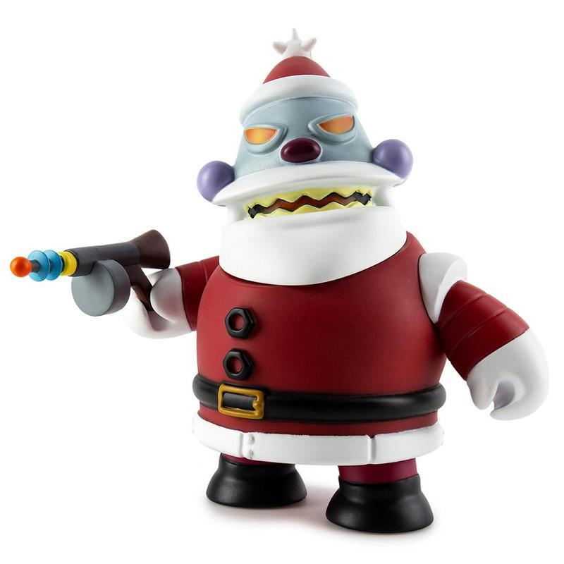 Futurama Robot Santa Claus (Naughty Version)