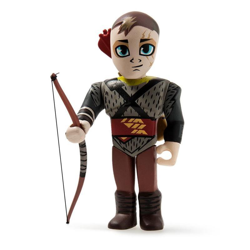 God of War Vinyl Mini Series