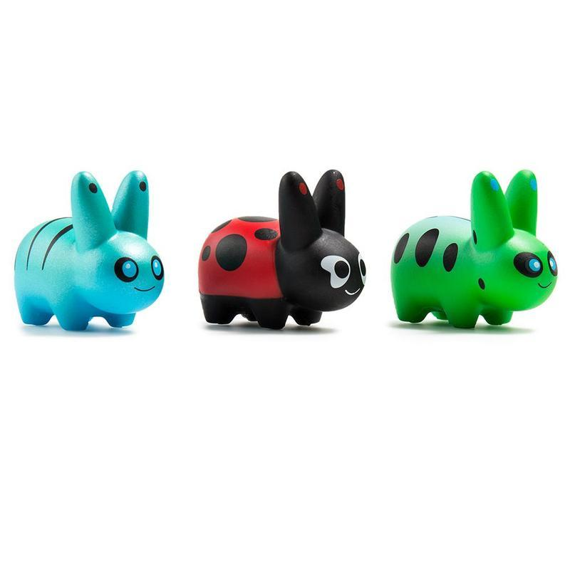 Insect Kingdom Labbit Mini Series