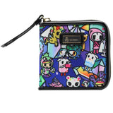 Tokidoki Crystal Kingdom Small Zip-Around Wallet