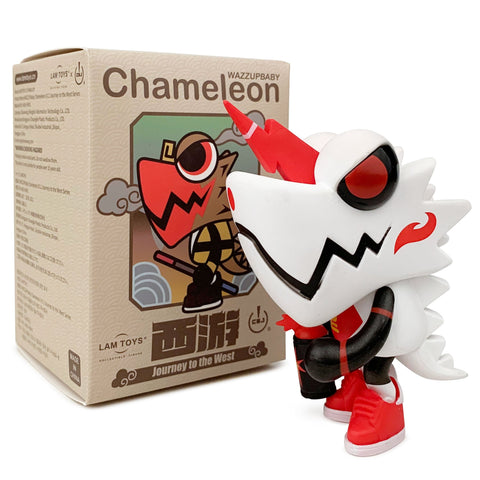 Wazzup Chameleon — Journey to the West Blind Box