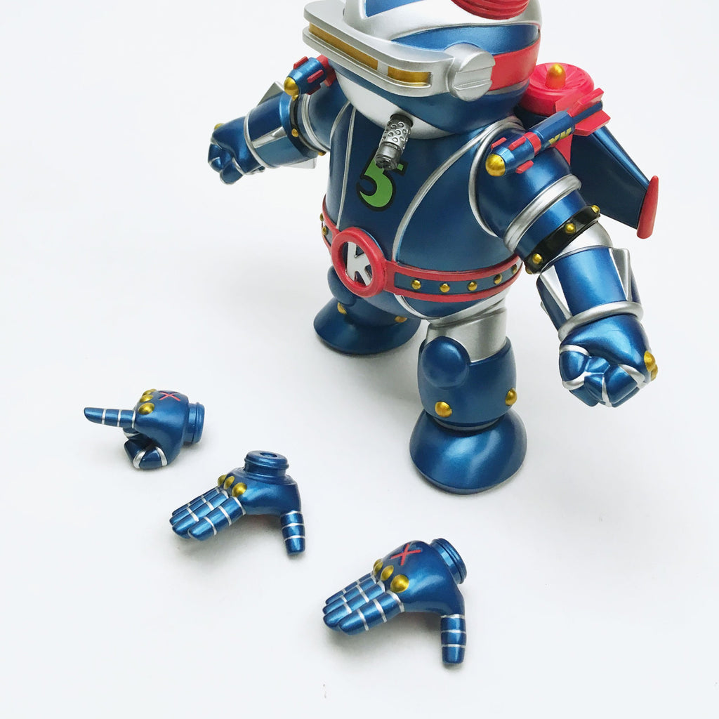Kozik Labbiter XK-5 Iron Hero — Polyphony Exclusive